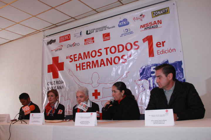 Cruz Roja invita la carrera atlética el próximo 6 de marzo