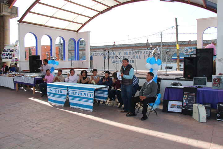 Acuden autoridades de Contla a la demostración de la Misión Cultural 1-Y