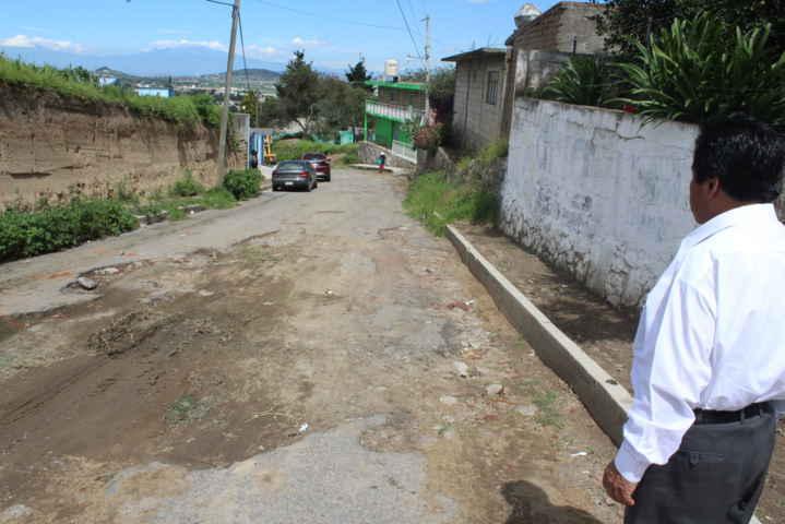 Alcalde da banderazo para el mejoramiento de servicios públicos