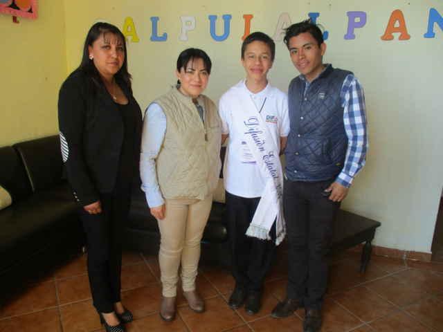 Calpulalpense representara a Tlaxcala en Certamen Nacional
