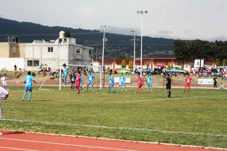 Inicia la fase estatal de Copa Telmex
