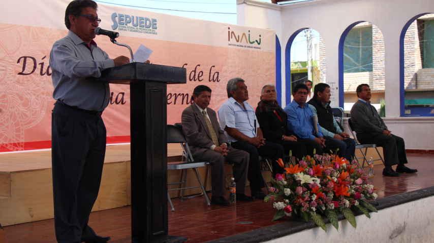 """Conmemoran el """"Día internacional de la lengua materna"""" en Contla"""