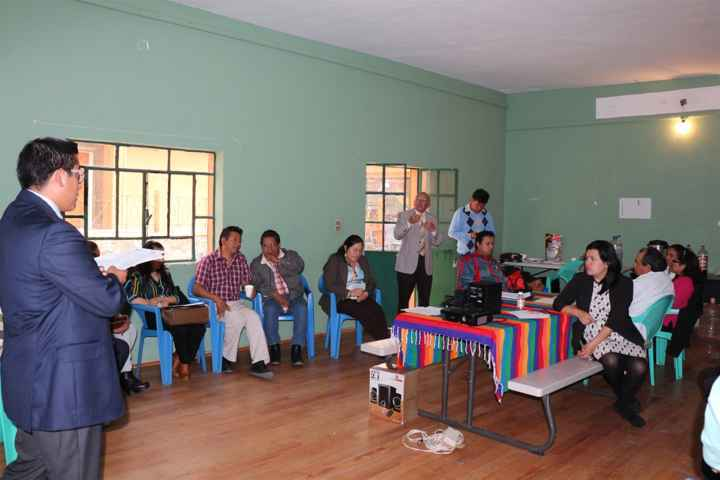 Realizan curso-taller de bioética en Contla