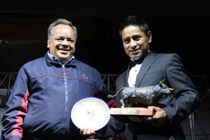 Majestuosa presentación de la orquesta Esperanza Azteca en Huamantla