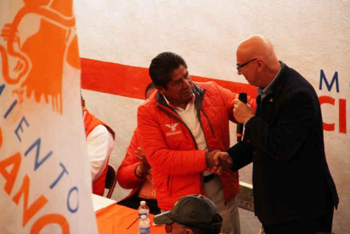 Candidata de movimiento naranja mexicana - 2 7