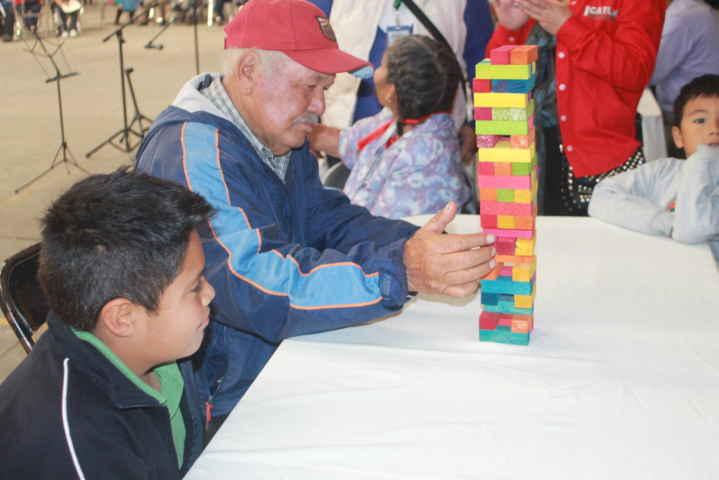 Se realiza Curso de Verano de Adultos Mayores en Movimiento en Tetla