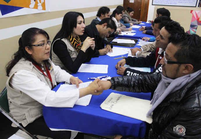 Ayto. de Huamantla y Amatech ofertaron más de 400 empleos