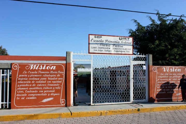 Tiene Primaria de San Felipe Sultepec nueva Sala de Usos Múltiples