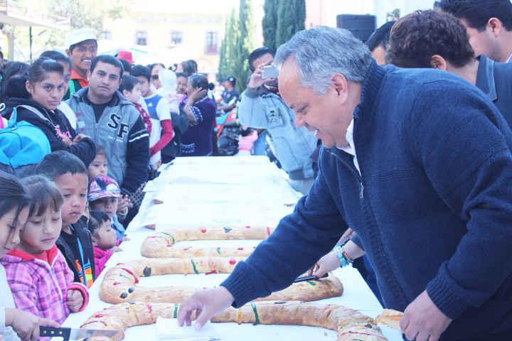 Ayuntamiento de Huamantla Celebra el Día de Reyes