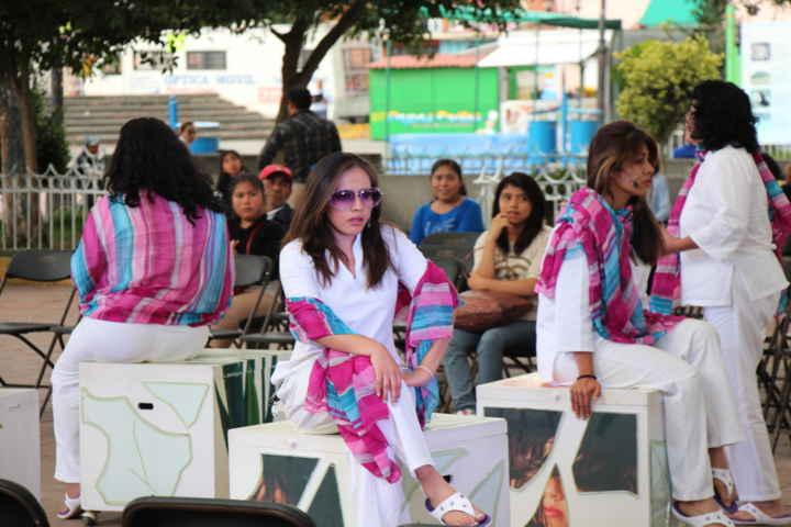 Cierra con éxito jornada para evitar la violencia contra las mujeres en Contla