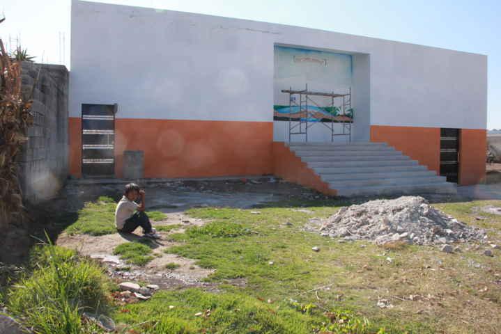 Xiloxoxtla contara con una casa de la cultura: alcalde