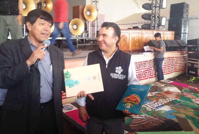 Huamantla presente en la XX Feria Nacional de la Cultural Rural Chapingo 2015