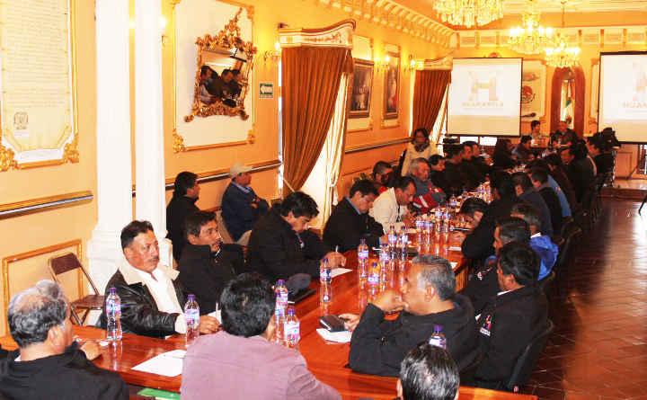 Acuerdos, trabajo y beneficios resultados de 84 sesiones de cabildo