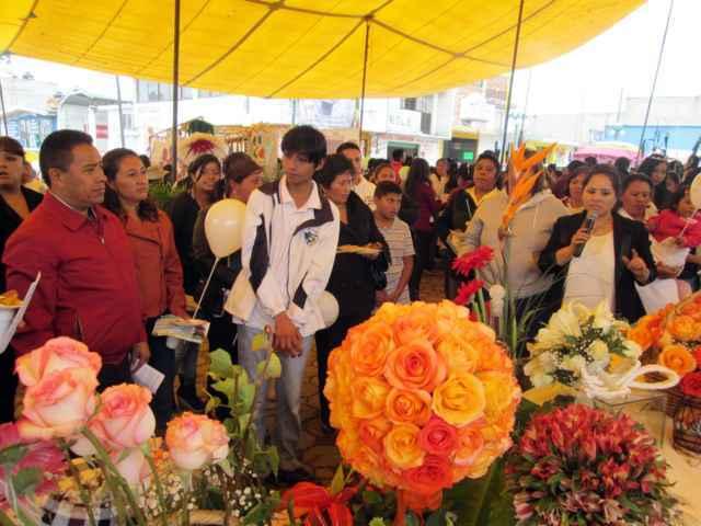 Inauguró alcalde de Tetlanohcan Expoartesanías