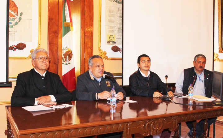 Ayto. de Huamantla y Conagua evitan desabasto de agua