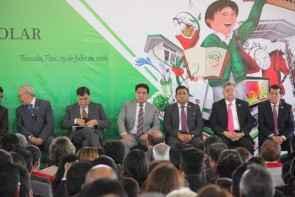 En Calpulalpan invertir en educación es una prioridad: VHR
