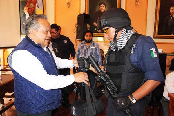 """""""Contar con cuerpos policíacos especializados"""": AAL"""