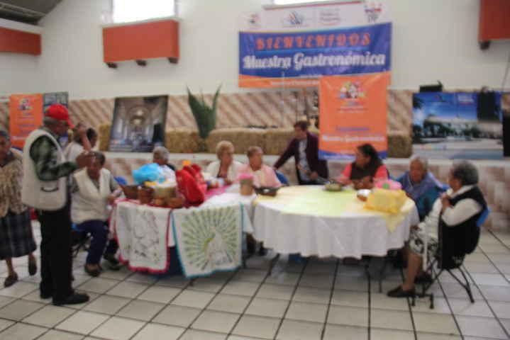 Muestra Calpulalpan su Gastronomía en Feria Patronal