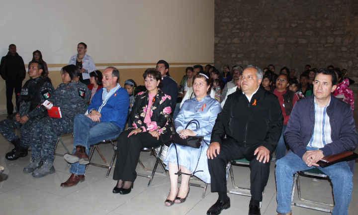 """Inician Ayuntamiento y Dif Huamantla campaña """"Tolerancia Cero"""""""