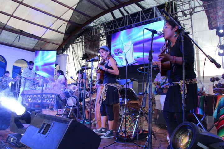 Realizan el Festival Musical DTNR en Contla