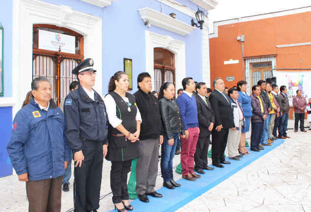 Inicia en Huamantla semana de prevención del delito y participación ciudadana