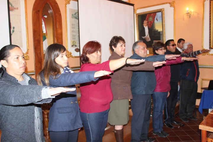 Instalan en Huamantla Comité Municipal contra las Adicciones