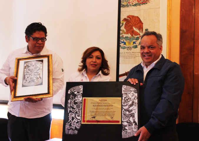 Asociación Mexicana de Alfombristas reconocen a AAL