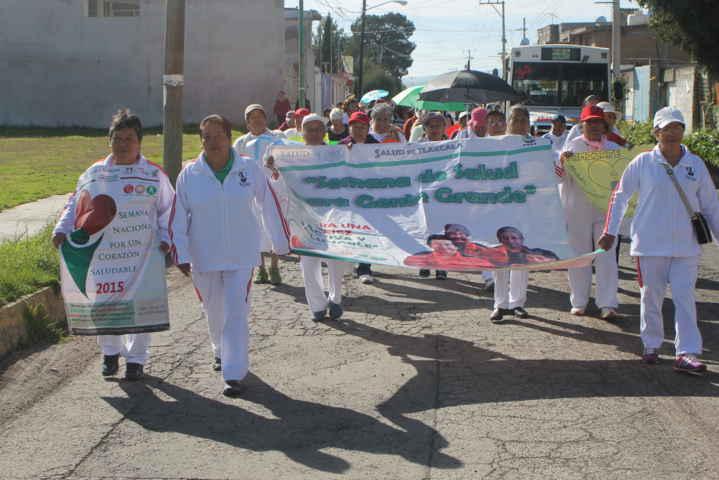 Celebran Día Internacional del Corazón en Tetla