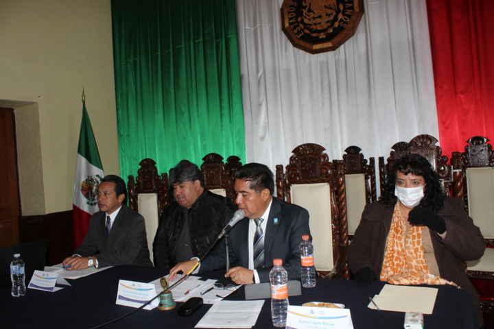 """Calpulalpan: Asume Abel Camarillo Lemus  Presidencia de Comunidad """"El Mirador"""""""
