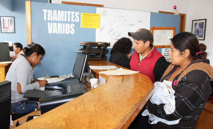 Registro Civil de Huamantla a la vanguardia con actas digitales