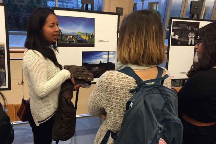 Triunfa en Harvard colectivo de niñas fotógrafas de San Pablo del Monte