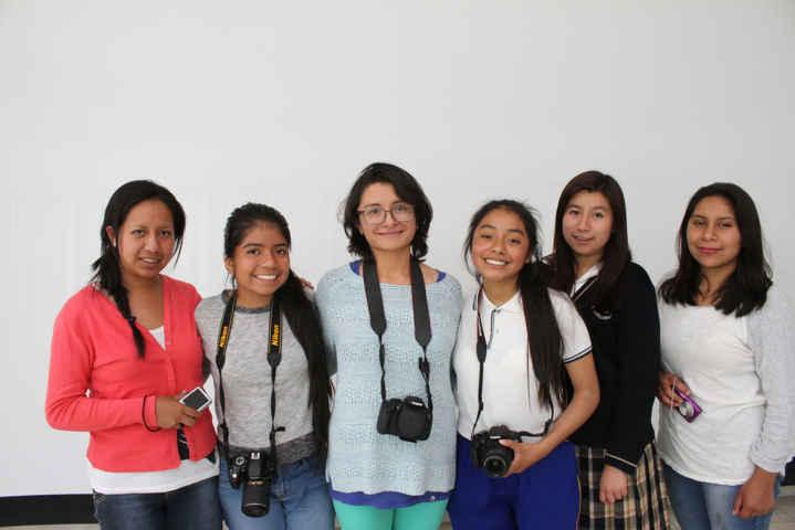 Una gran experiencia exponer en Harvard: Fotógrafas de SNPDM