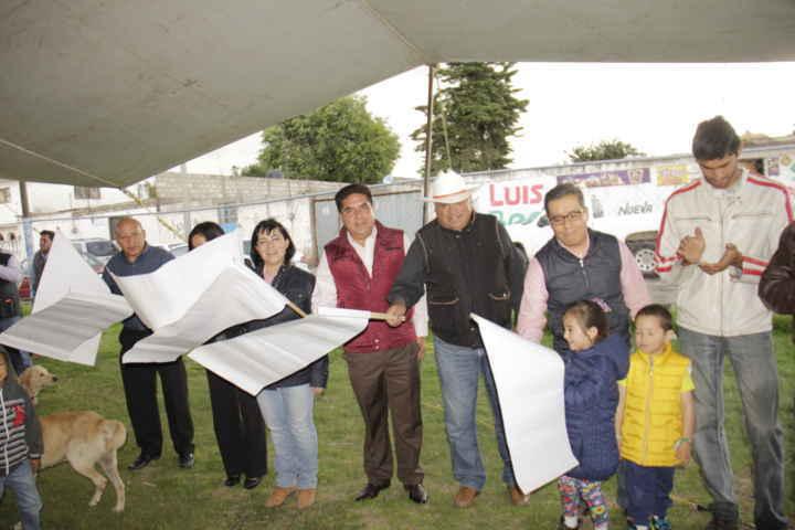 Impulsan Infraestructura Deportiva en Calpulalpan