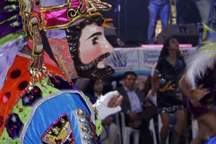 """Folclor en Intercambio de Culturas Presentes en """"Feria Calpulalpan 2016"""""""