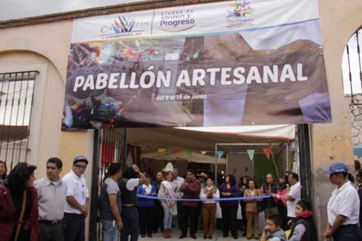 """Expo Artesanal """"San Antonio de Padua 2016"""""""
