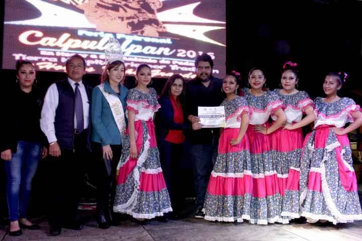 """Feria """"San Antonio Calpulalpan 2016"""" se vive en grande"""