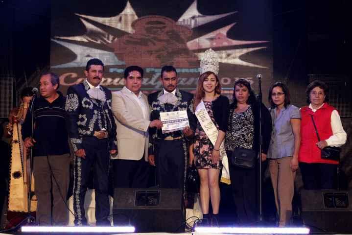 Gran atractivo en Feria de Calpulalpan Encuentro de Mariachis