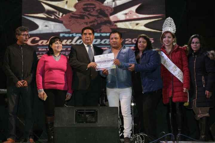 "Rebasando toda expectativa Clausuran en Calpulalpan Feria ""San Antonio de Padua 2016"""