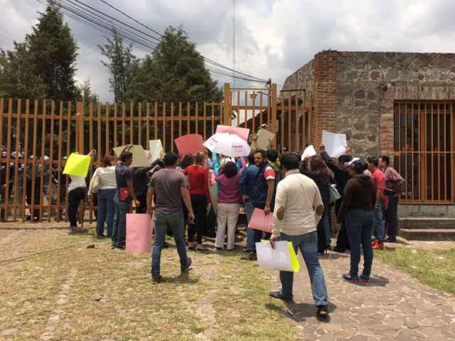 Promueve violencia el PRD con conteo de votos