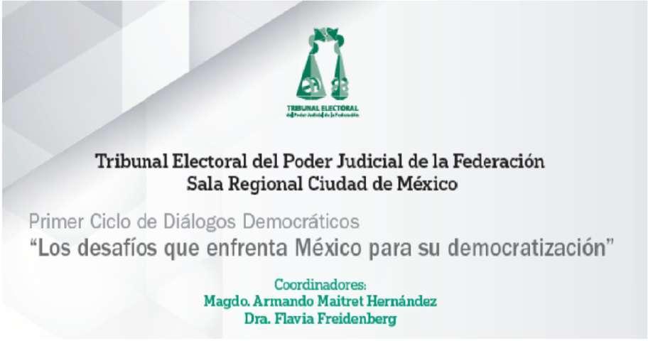 Participa TET en el Primer Ciclo de Diálogos Democráticos