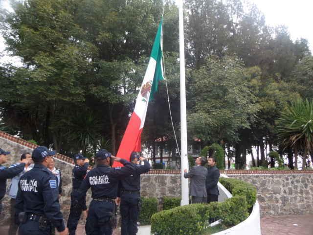 Ayuntamiento de Tetla conmemora 168 Aniversario de la Gesta heroica de los Niños Héroes de Chapultepec