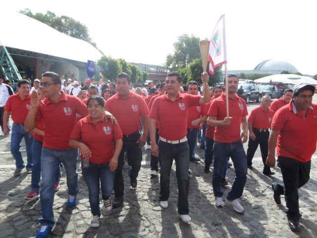 En Tetla listos para celebrar las fiestas patrias