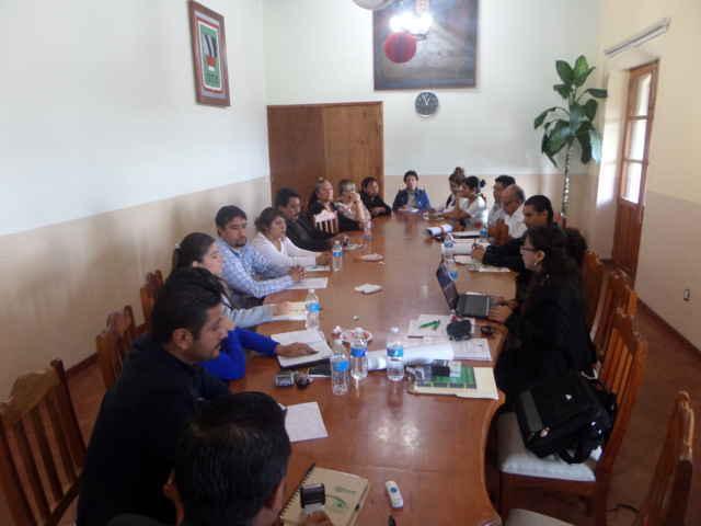 Integran Consejo de Seguridad Pública Municipal  de Tetla