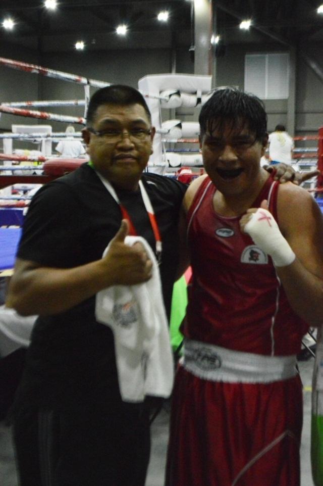 Entrenador de box tomará curso de capacitación en Jalisco