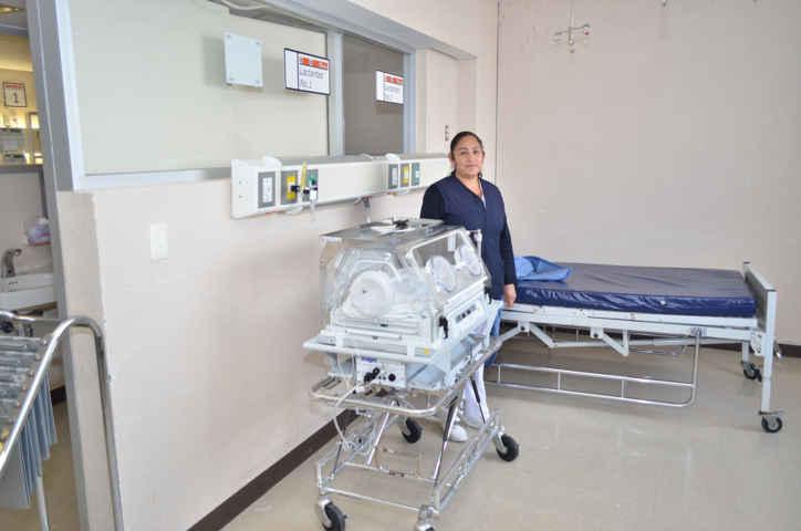 Tlaxcala tiene infraestructura suficiente en salud: MGZ