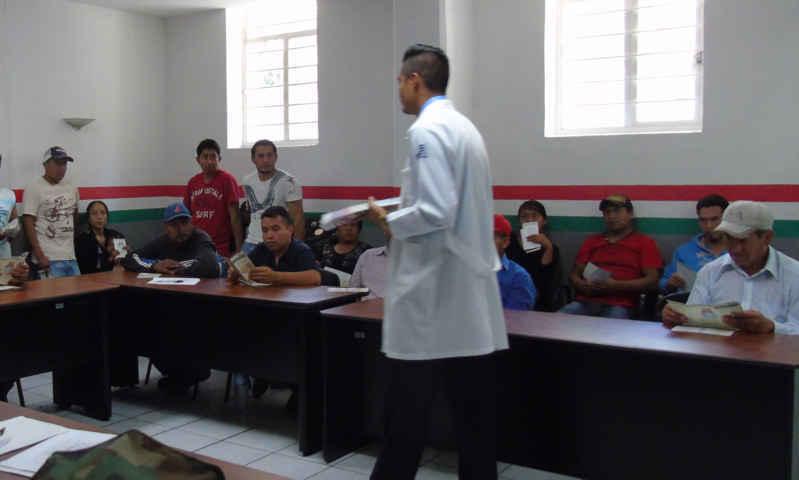 Ofrece SESA atención médica preventiva a jornaleros agrícolas