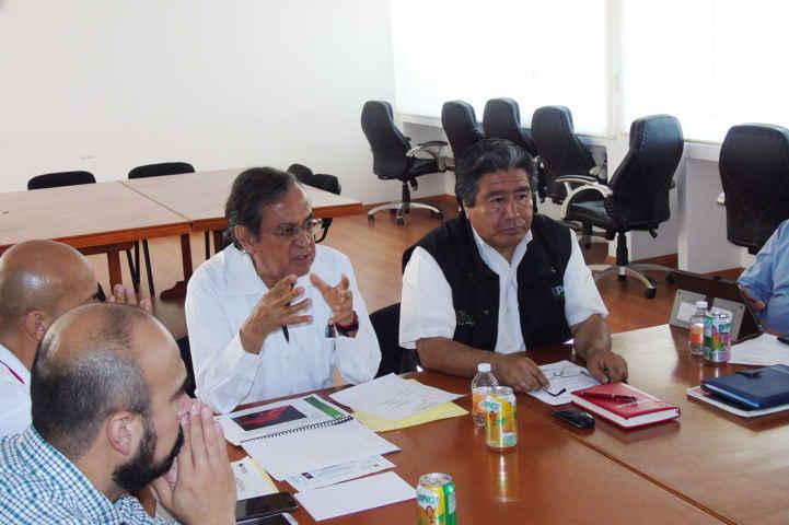 Fortalecen trabajo coordinado ante actividad del Popocatépetl