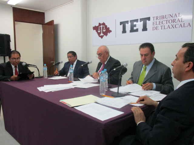 Confirma TET triunfo del PRI en el municipio de Tequexquitla