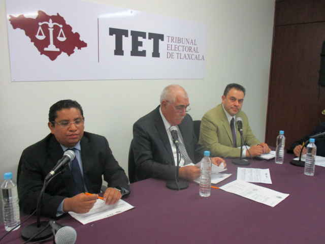 Otorga TET el triunfo al PRD en Huamantla