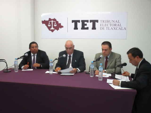 Amonesta TET al alcalde de Españita por proselitismo